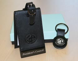 President's Council Luggage Tag